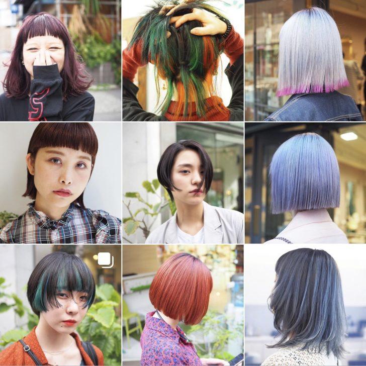 下北沢の美容室ROSSO南壽タケルさんのヘアスタイル
